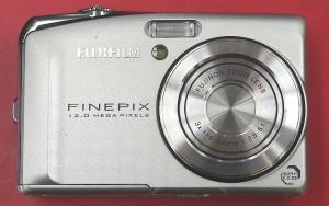 FUJIFILM デジタルカメラ FINEPIX F50fd