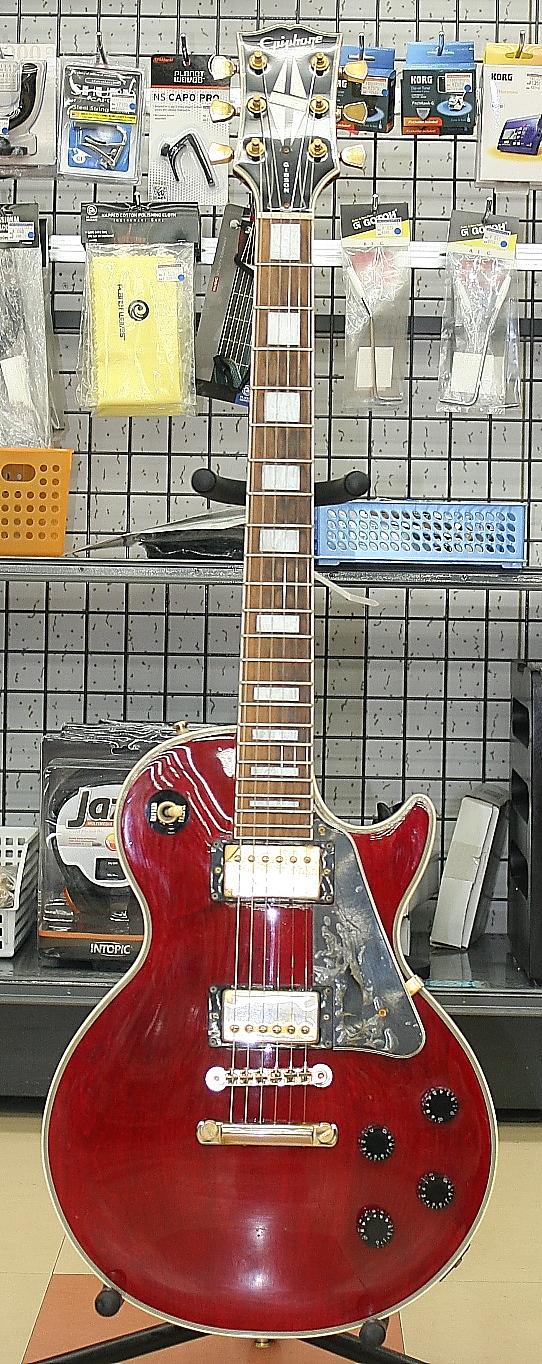 Epiphone エレキギター LesPaul Custom