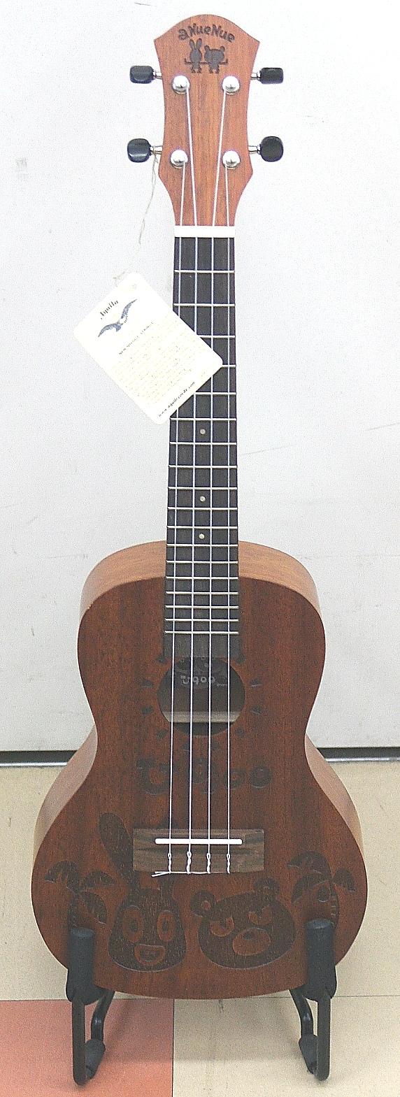 アヌエヌエ ウクレレ U900 Ⅱ コンサートサイズ