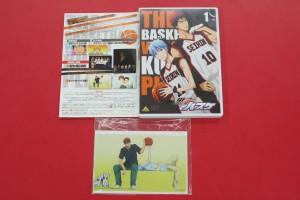 黒子のバスケDVD買取|名古屋リサイクルショップ ハードオフ三河安城