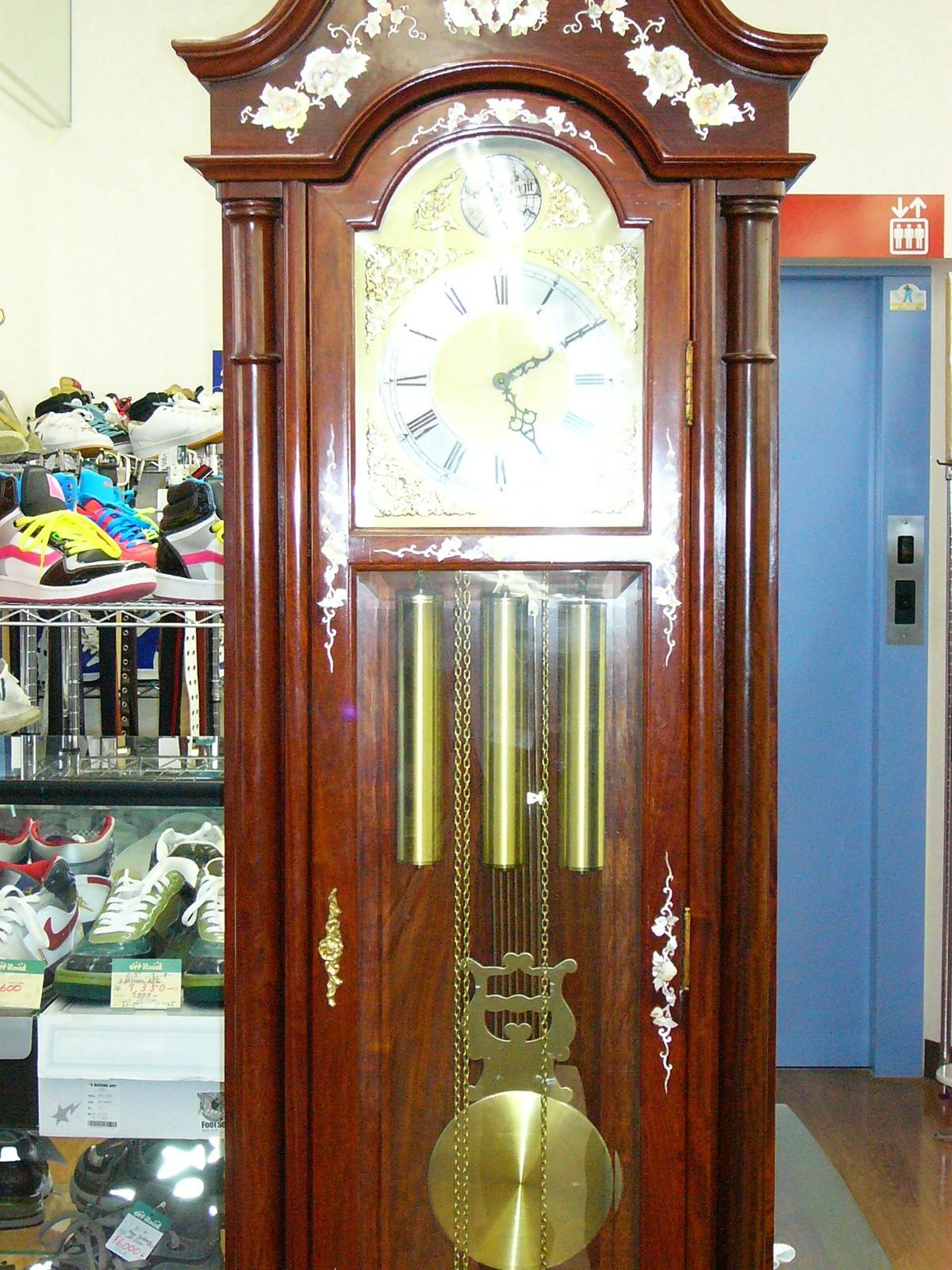 HERMLE置時計買取|名古屋の出張買取ならオフハウス西尾