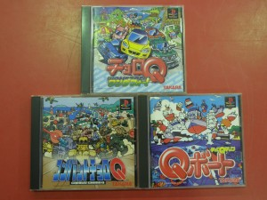 PSソフト チョロQシリーズ買取|名古屋リサイクルショップ ハードオフ安城