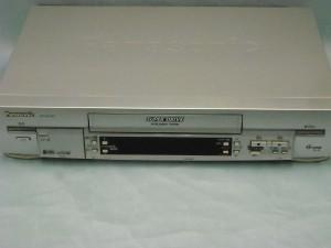 Panasonic VHSデッキ買取|名古屋の出張買取ならハードオフ西尾