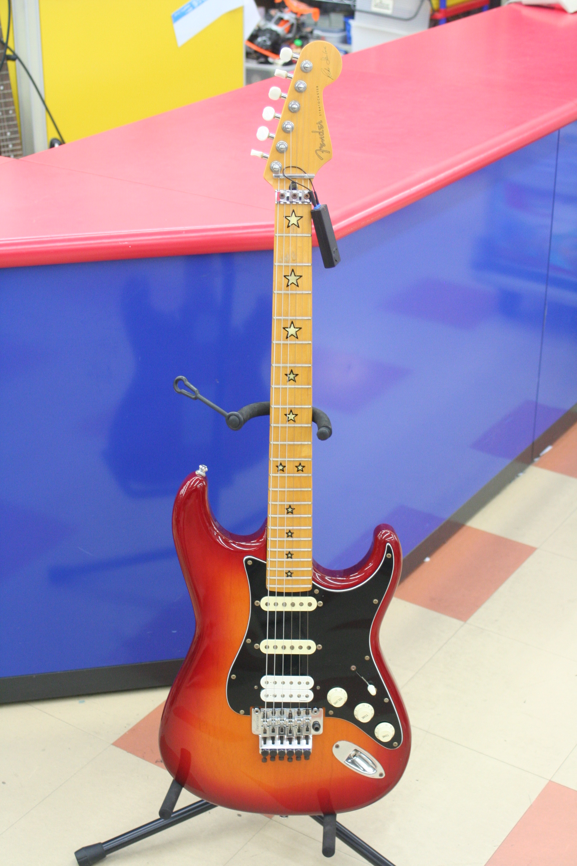 FenderJapan E・ギター買取|名古屋リサイクルショップ ハードオフ三河安城