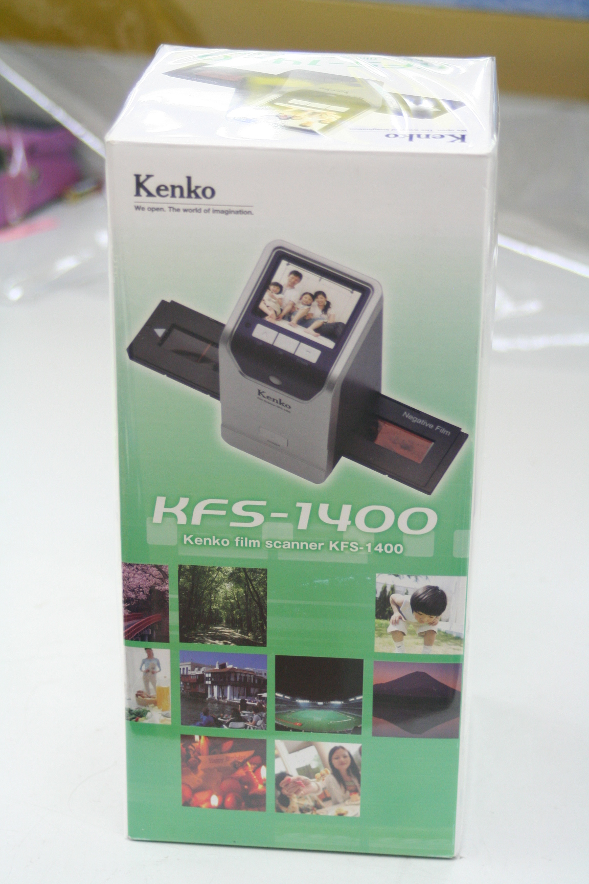 Kenkoフィルムスキャナー買取 名古屋リサイクルショップ ハードオフ三河安城