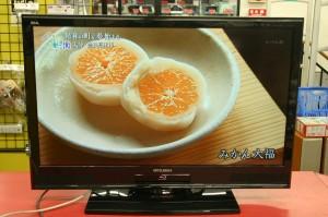 MITSUBISHI液晶テレビ買取|名古屋の出張買取名rハードオフ豊田上郷
