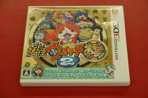 3DS妖怪ウォッチ2本家買取|名古屋リサイクルショップ ハードオフ豊田上郷