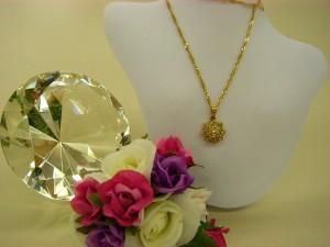 K18ダイヤモンドネックレス買取|名古屋リサイクルショップ オフハウス西尾
