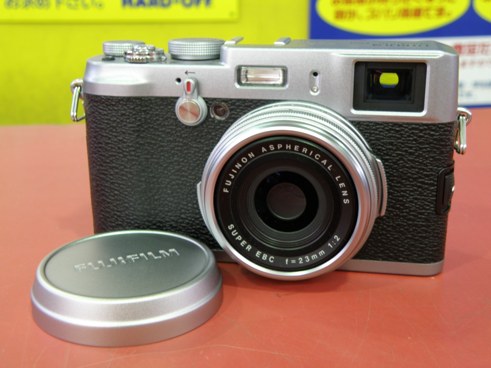 FUJIFILMデジタルカメラ買取 名古屋リサイクルショップ ハードオフ安城