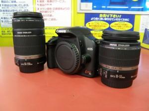 Canonデジタル一眼買取|名古屋リサイクルショップ ハードオフ安城