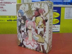 魔法少女まどか☆マギカ BD-BOX買取|名古屋リサイクルショップ ハードオフ安城
