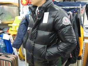MONCLERジャケット買取|名古屋リサイクルショップ オフハウス三河安城