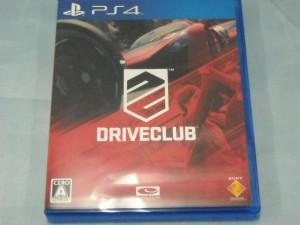 PS4ソフト DRIVECLUB買取|名古屋リサイクルショップ ハードオフ西尾