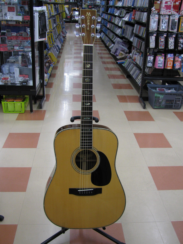 MORRISギター買取|名古屋リサイクルショップ ハードオフ三河安城