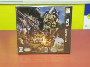 3DS モンハン4G買取|名古屋リサイクルショップ ハードオフ安城
