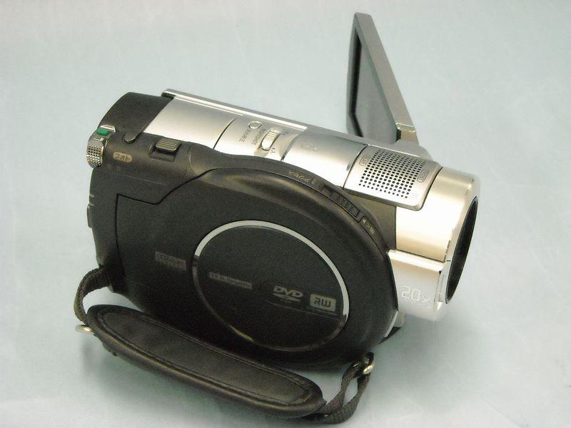 SONYビデオカメラ買取|名古屋リサイクルショップ ハードオフ西尾
