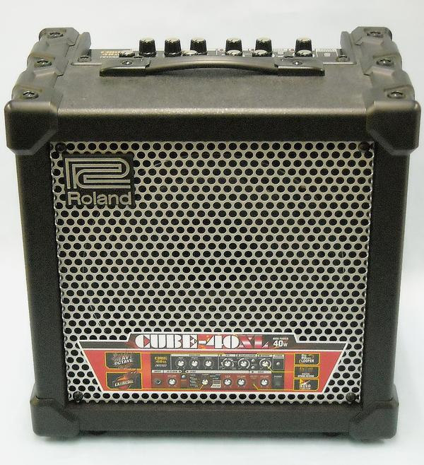 Roland ギターアンプ CUBE-40XL│ハードオフ西尾店