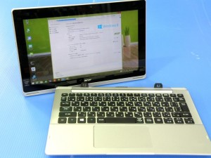 acer Aspire Switch 11 SW5-171-F34D│ハードオフ安城店