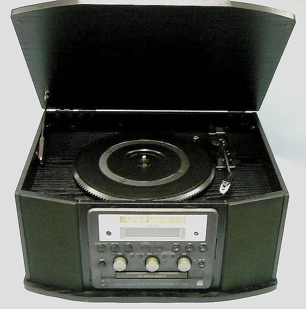 TEAC ターンテーブル付CDレコーダー GF-350│ハードオフ西尾店