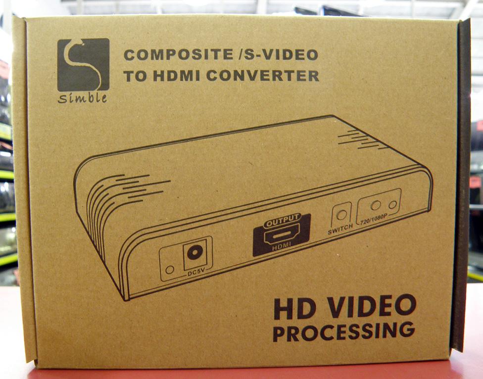 Simble HDMIコンバーター|ハードオフ安城店