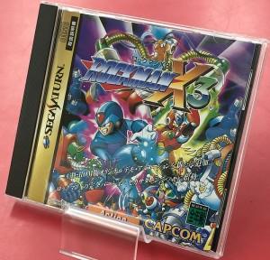 セガサターン版 ロックマンX3|名古屋・三河の総合リサイクルショップ ハードオフ豊田上郷店