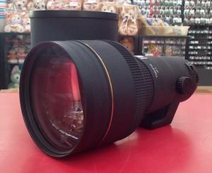 Tokina AT-X 300 AF II 300mm F2.8 SD 買取りしました!|名古屋・三河の総合リサイクルショップ ハードオフ三河安城店