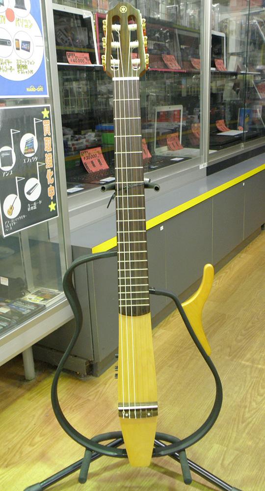 YAMAHAヤマハ サイレントギター|名古屋・三河の総合リサイクルショップ ハードオフ安城店