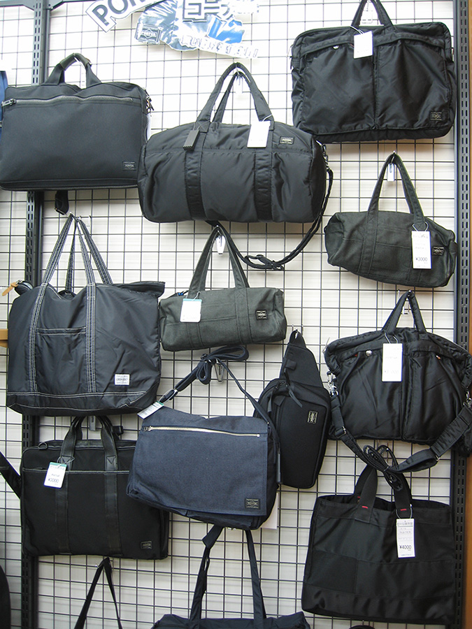 PORTERコーナー増設しました!|名古屋・三河の総合リサイクルショップ オフハウス三河安城店