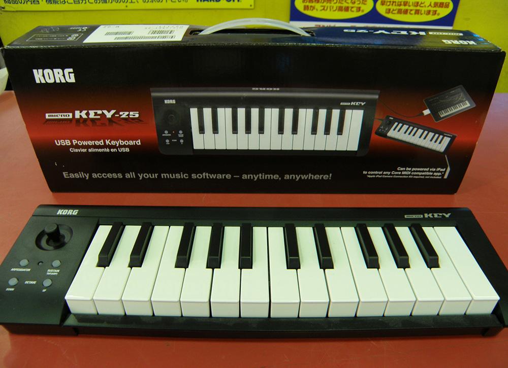 MIDIキーボード入荷しました!!|名古屋・三河の総合リサイクルショップ ハードオフ安城店