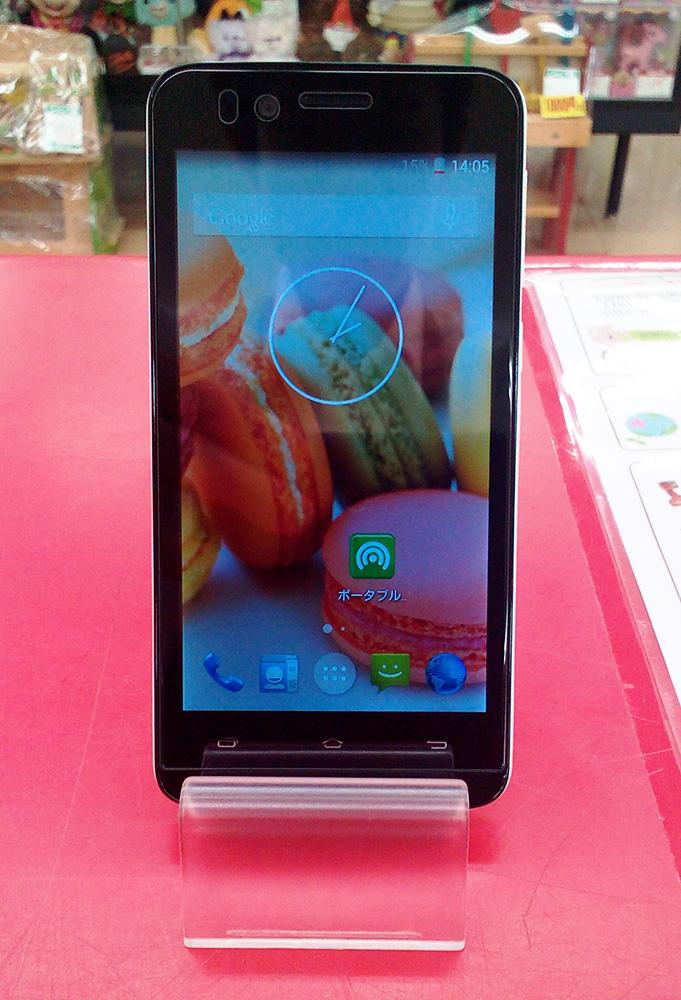 スマートフォン freetel priori2 LTE|名古屋・三河の総合リサイクルショップ ハードオフ三河安城店