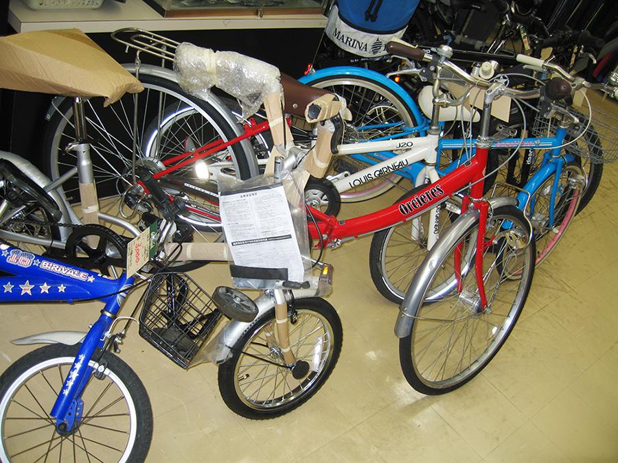 自転車が良く売れている為、自転車の買取大募集しています!!|名古屋・三河の総合リサイクルショップ オフハウス三河安城店