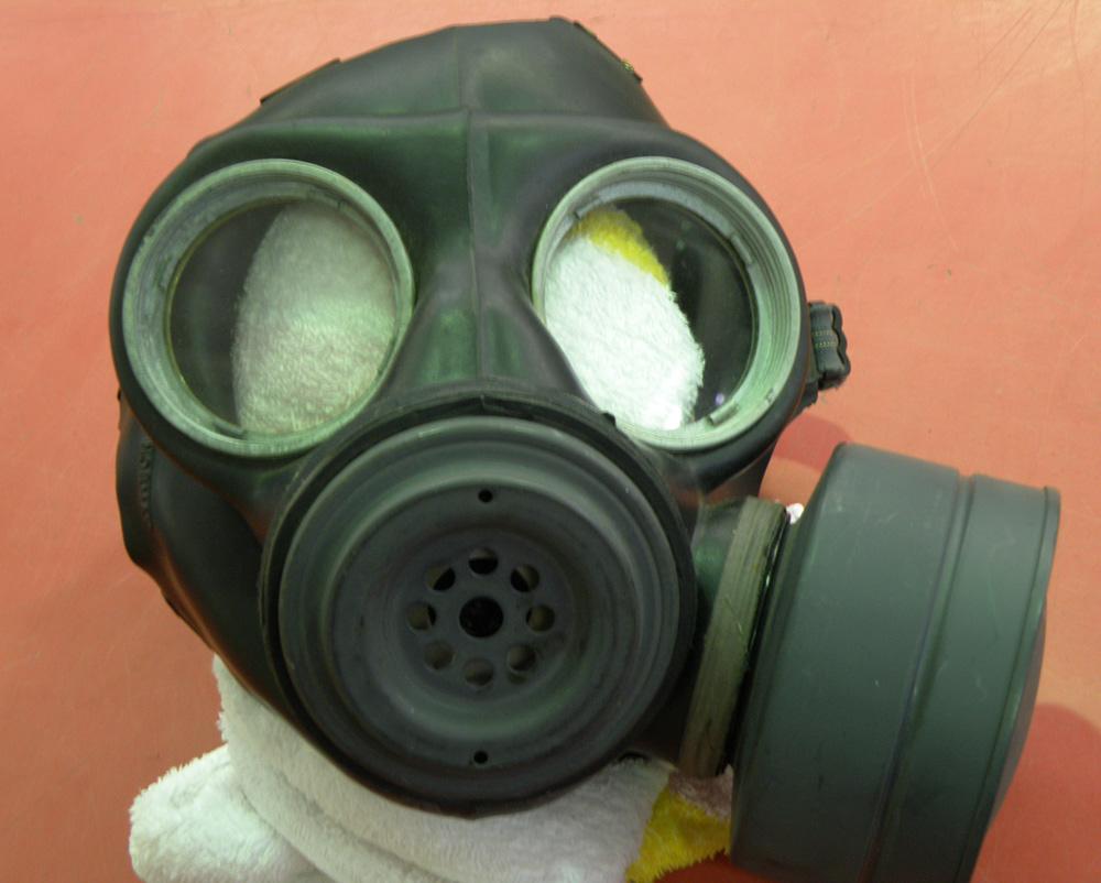 イギリス軍M45ガスマスク|名古屋・三河の総合リサイクルショップ ハードオフ安城店