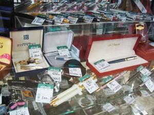 PARKER・CROSSや万年筆などブランド筆記具を買取大募集です!!|名古屋・三河の総合リサイクルショップ オフハウス三河安城店