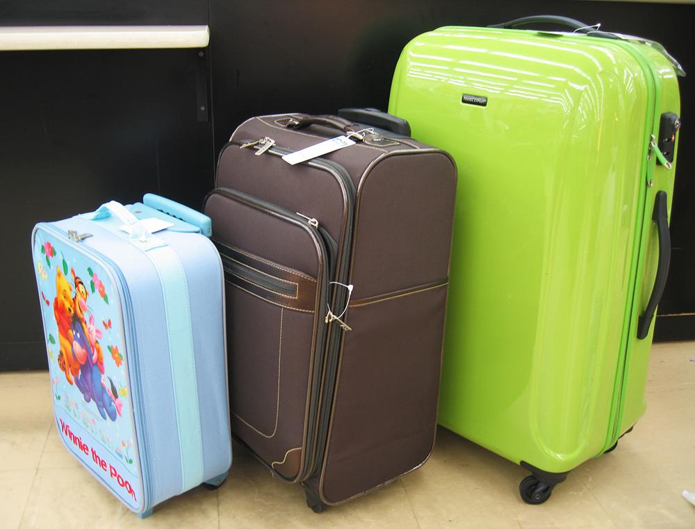 キャリーケース スーツケース入荷しました。| オフハウス三河安城店