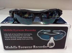 サングラスカメラ Mobile Eyewear Recorder│ハードオフ三河安城店
