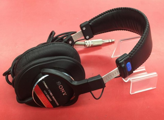 SONY MDR-CD900ST買取|名古屋・三河の総合リサイクルショップ ハードオフ豊田上郷店