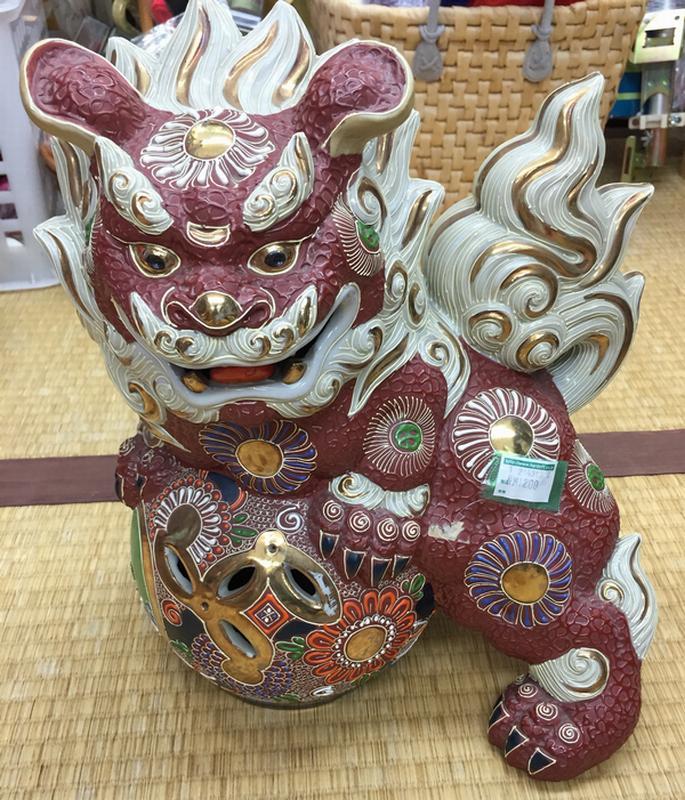 シーサー置物 名古屋・三河の総合リサイクルショップ オフハウス西尾店