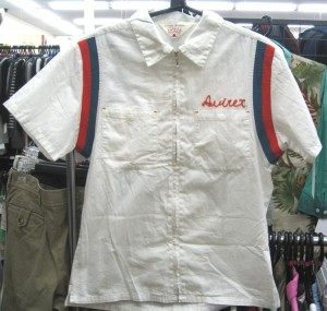 AVIREXボウリングシャツ入荷!|名古屋・三河の総合リサイクルショップ オフハウス三河安城店