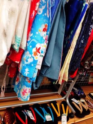 浴衣コーナー充実!!!|名古屋・三河の総合リサイクルショップ オフハウス豊田上郷店