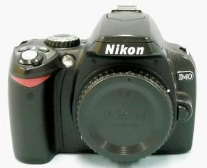 入荷☆Nikon デジタル一眼カメラ D40|ハードオフ西尾店