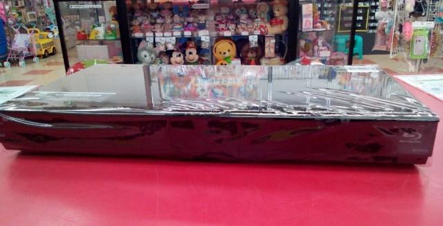SHARP AQUOSブルーレイ BD-W1200| ハードオフ三河安城店