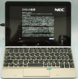 NEC タブレットPC PC-TW 710T2S| ハードオフ西尾店