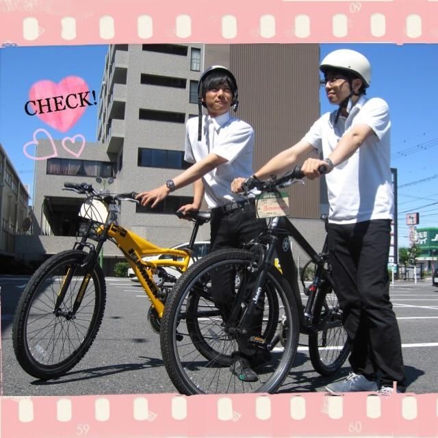 スポーティーな自転車の紹介|名古屋・三河の総合リサイクルショップ オフハウス三河安城店