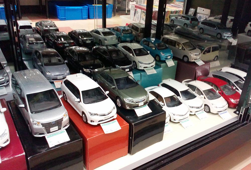 非売品 1/30 TOYOTA車ミニカーたくさんありますよ~  ハードオフ三河安城店