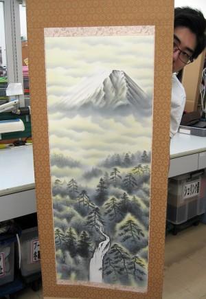 富士山水掛け軸紹介| オフハウス三河安城店