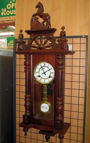 アンティーク掛け時計も買取販売しています!| オフハウス三河安城店