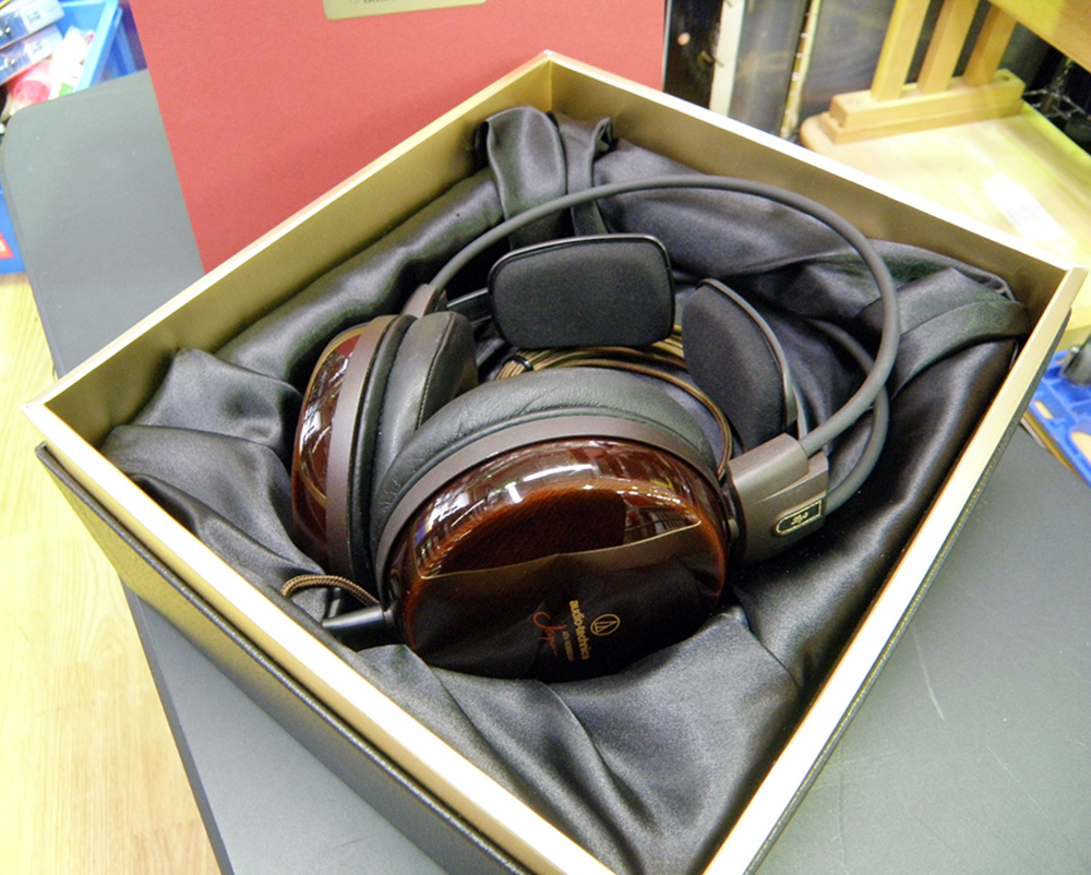 Audio-technicaATH-W3000ANV  ハードオフ安城店