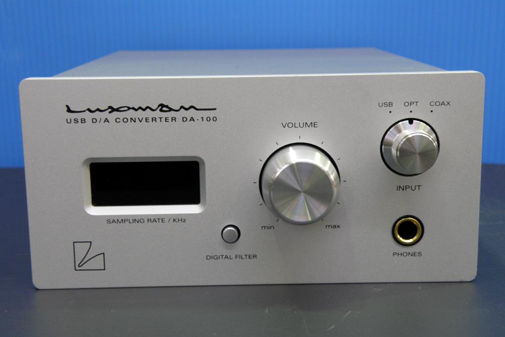 LUXMAN USB D/Aコンバーター  ハードオフ安城店