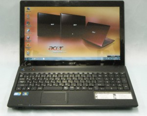 Acer ノートPC AS5742-F52D/K| ハードオフ西尾店