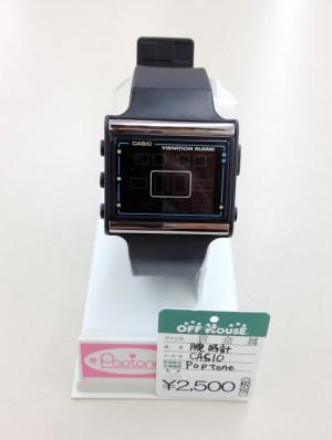CASIO 腕時計 Poptone| オフハウス三河安城店